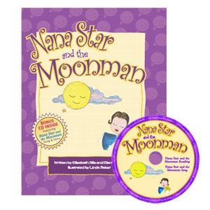 Nana-star-moonman-book-cd