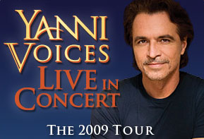 Yanni-voices-live