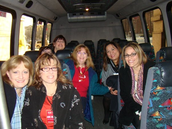 Campbell's Soup Mom Bloggers Bus