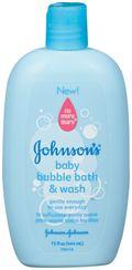 Johnson-and-johnson-baby-bath