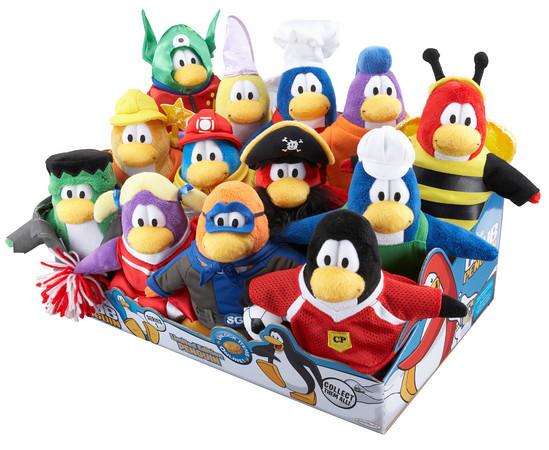 Club-penguin-plush-dolls