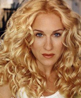 Jessica parker curls