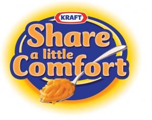 Kraft share a little comfort
