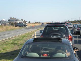 Sandy-hook-traffic