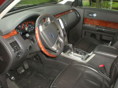 Ford flex drivers seat