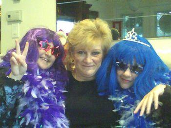 Mrs ssgkat and girls