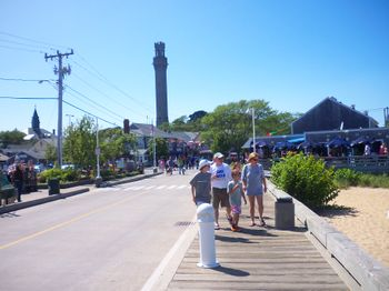 Provincetown Tower Streets