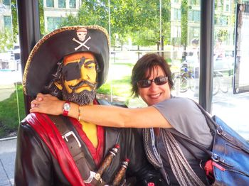 Captain Morgan and Me in Chicago