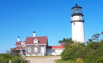 Cape Cod Lighthouse at Hightower