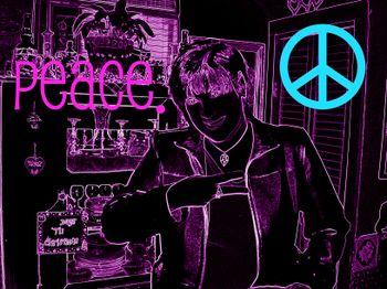 Peace momma.