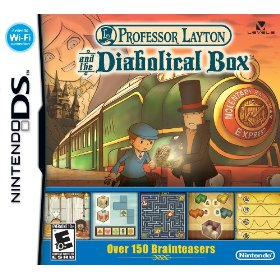 Professor layton and his diabolical box