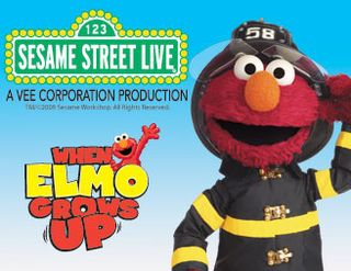 When Elmo Grows Up!