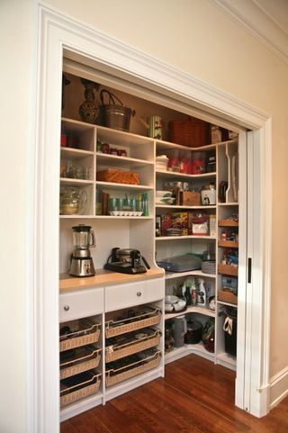 Houzz Ideabook dream pantry
