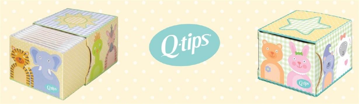 Q-tips baby packs