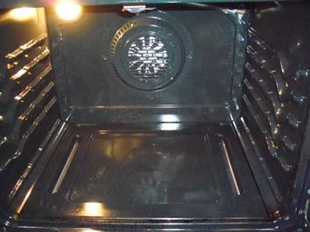 Clean Oven, Wiped
