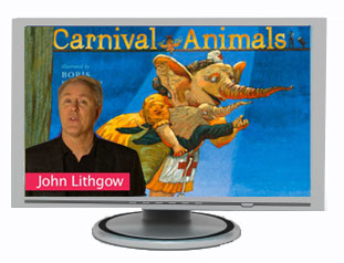 John lithgow carnival of animals