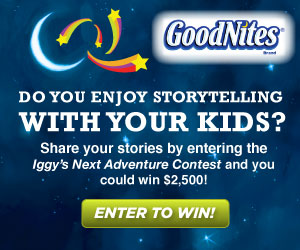 Goodnites bedtime theater contest