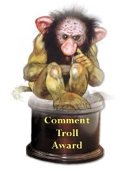 Comment Troll Award 250