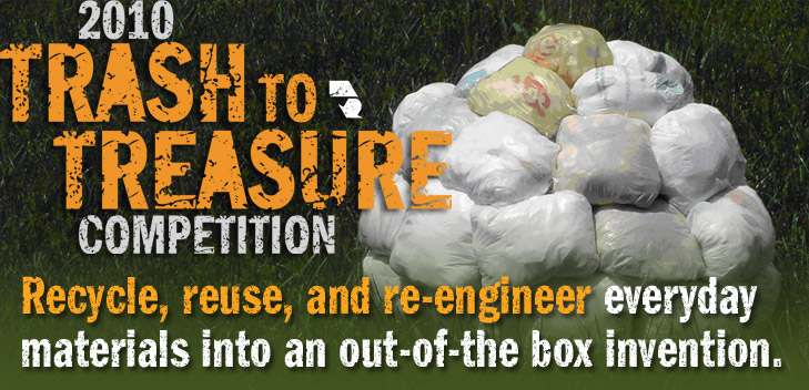 Pbs trash to treasure contest