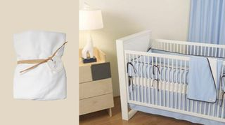 Pure and Little Crib Sets