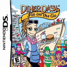 Diner dash flo on the go cover