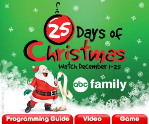 Abc 25 Days Of Christmas.Abc Family 25 Days Of Christmas Holiday Giveaway This Full