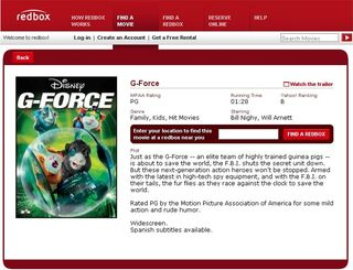 G-force-on-redbox