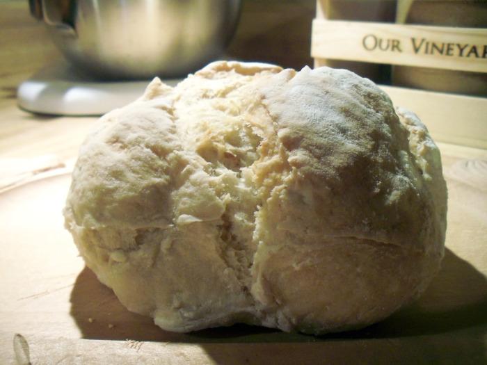 365 Days of 2010 Day 2 - Breaking Bread