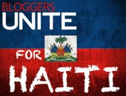 Bloggers unite for haiti