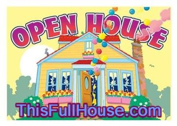 Open House Blog Tour