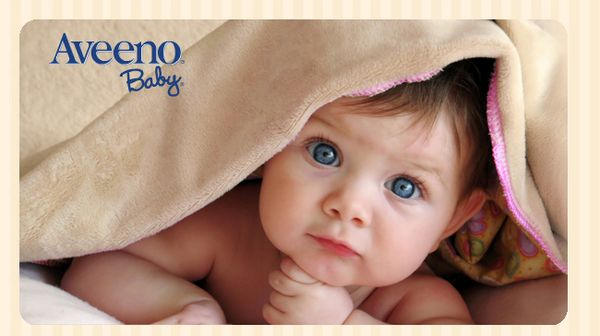 AVEENO Baby Essential Daily Care Gift Basket Giveaway