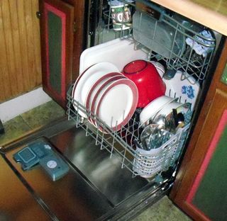 Dishwasher Clean