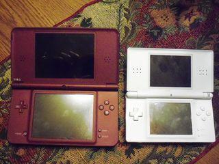 DSi XL vs DS Lite