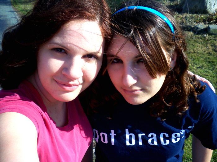 Day 85 - Sisters-in-Teen