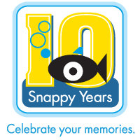 Snapfish 10th Anniversary