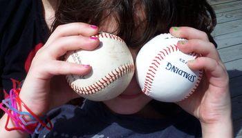 Hopey baseballs