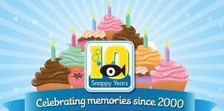 Snapfish turns 10