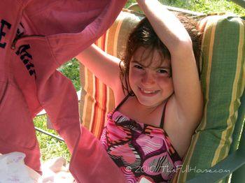 Hope's 9th Birthday 2010