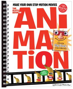 Klutz AnimationCover