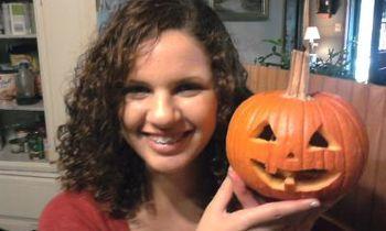 Holly's Pumpkin 2010