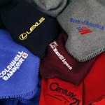 Fleece Blanket Logos