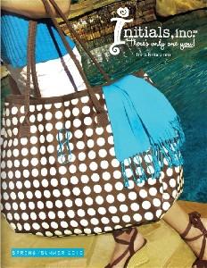Initials inc spring 2010 catalog