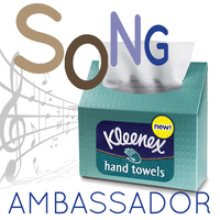 Kleenex Hand Towels Circle