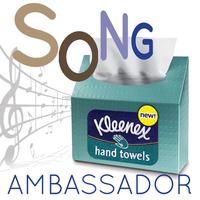 Kleenex Hand Towels Circle