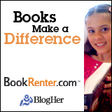 Books Make a Difference Badge