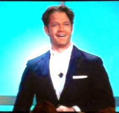 Nate Berkus at Oprah's Live Your Best Life Weekend in NYC!