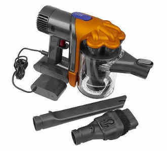 dyson dc31 handheld vacuum cleaner but is it strong enough to handle killer dust bunnies this full house reviews - Dyson Handheld Vacuum