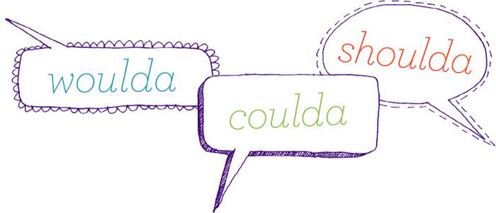You can visit Mir at WouldaShoulda.com