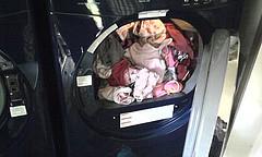 Frigidaire dryer pink