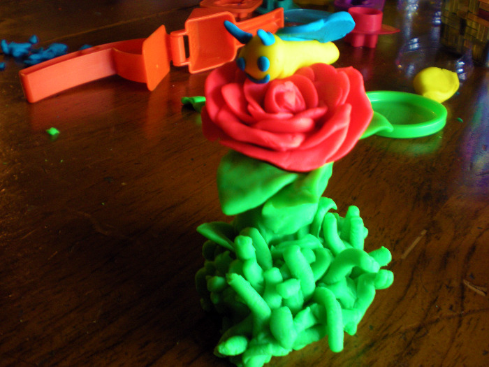 Never Too Old To PlayDoh 2